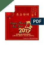 Tahun Baru Cina