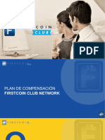 FirstCoin Club Compensation Plan (Spanish) 2017