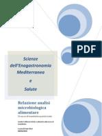 Relazione Microbiologia alimentare