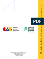 Modelo Acta Esal