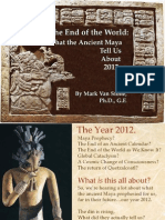 Its Not the End of the World What the Ancient Maya Tell Us About 2012