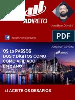 Palestra Fire (Jonathan Oliveira)
