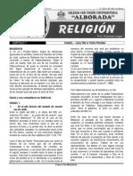 Religion 5s
