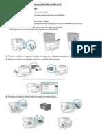 Manual Impresora HP OfficeJet Pro 810