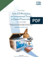 Indo US DP Proceedings C DAC 2009