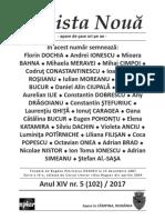Revista Nouă 5 2017
