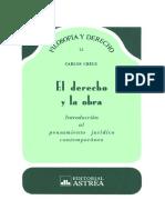 EL DERECHO Y LA OBRA - CARLOS CREUS.pdf