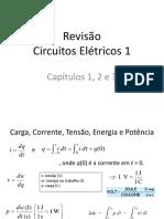 Revisão Circs Eletricos