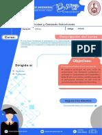 syllabus conectividadycableadoestructurado