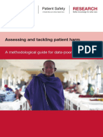 Tackling Patient Harm