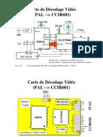 Tv-ccirCarte de Décodage Vidéo