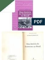 Uma história do feminismo no Brasil