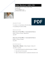 blaine reichart- resume