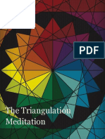 The Triangulation Meditation