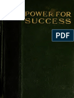Haddock, Frank Channing - (1920) - Power for Success Thorough Culture of Vibrant Magnetism