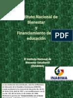 Instituto Nacional de Finacimiento