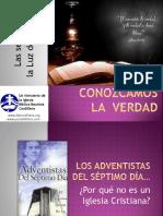 Los Adventistas
