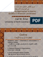 State of Islamic Studies - Carl Ernst