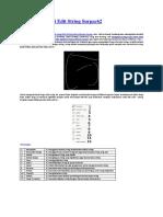 Mengenal Fungsi Edit String Surpac62