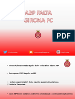 ABP Faltas Girona FC