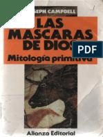 Campbell,Joseph,Las Mascaras de Dios,Mitologia Primitiva