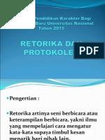 i.1 Retorika Protokoler