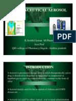 Pharmaceutical Aerosol (PPT)