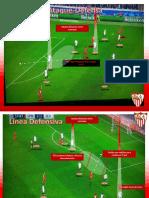 Goles Encajados Sevilla Spartak