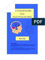 How To Tap The Incredible Secret Powers Of Your Mind.pdf
