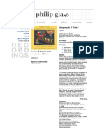 Symphony No 7 'Toltec' (Data)