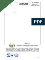 Rc-sg-0034 Audiencia de Conciliación Versión 2