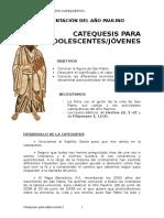 Catequesis San Pablo Para Adolescentes