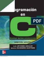 PROGRAMACIÓN EN C METODOLOGÍA, ALGORITMOS Y ESTRUCTURA DE DATOS.