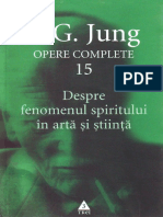 C. G. Jung Opere Complete Vol. 15