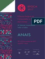 Anais Epoca 2017