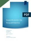 Especificacion De Requerimientos.docx