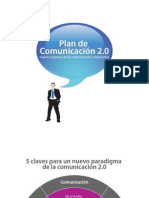 Plan Comunicacion 2 0