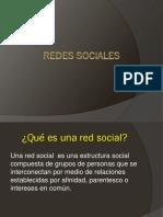 Redes Sociales en 2012