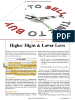 11-Higher Highs & Lower Lows