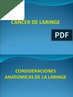 Cancer de Laringe Pp
