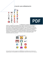Diseño de Información Para Alfabetización Mediática