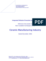 Ceramic Tile Production