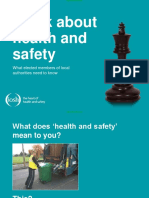 Think About Health and Safety (1)