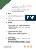 06-02 Procedimiento n 006 - Prestamos y Adelantos de Remuneraciones Otorgados Al Personal