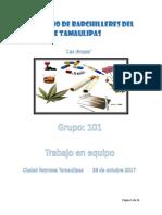 Colegio de Barchilleres Del Estado de Tamaulipas