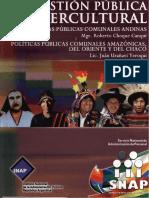 Bolivia Politica Publica Comunal