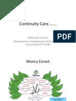 Continuity Care (WI)