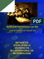 LP 1 Sterilizare
