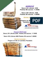 Catalogo de Alimentos Al Mayor PDF