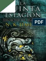 N.k. Jemisin-La Quinta Estación